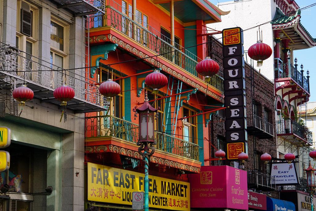 Chinatown at SF